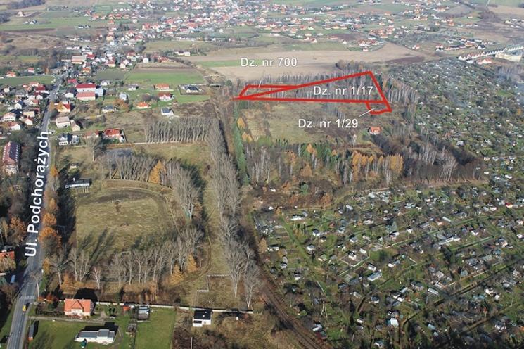 Jelenia Góra, ul Podchorążych, dz 1 17, 1 29 Jeżów   -> Kuchnie Kaflowe Jelenia Góra
