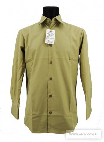 Koszula kolor khaki