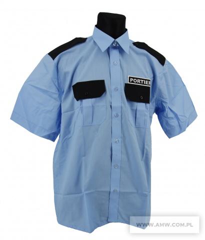 Koszula służbowa portiera