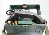 APARAT TELEFONICZNY POLOWY AP-82