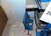Pilarka tarczowa DYMA-8 (wyposażenie: pilarka, przystawka tokarska i stolik dodatkowy)