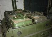 Kuchnia polowa KP-200 (z wyposażeniem wg opisu)
