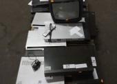 Odtwarzacze CD, DVD i TV - pakiet zawierający 19 poz. asort. (wg oddzielnego wykazu)