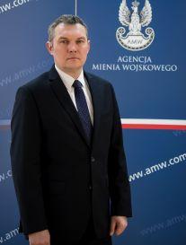 Prezes Agencji Krzysztof Falkowski