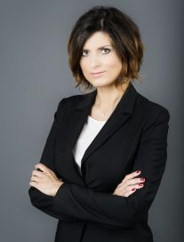 Spokesperson Małgorzata Weber